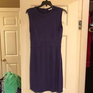 Purple Diane Von Fursetenburg Dress